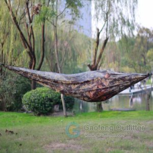 Best Camping Hammock With Leaf Design