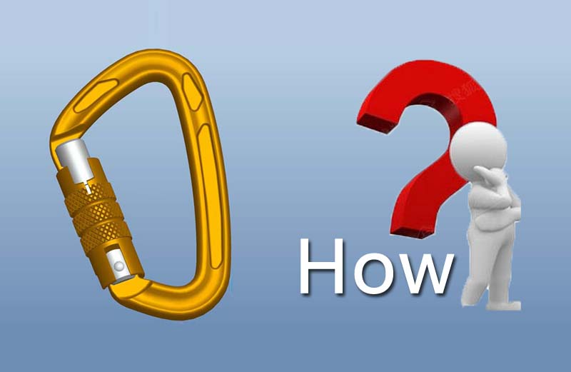 How to buy carabiner