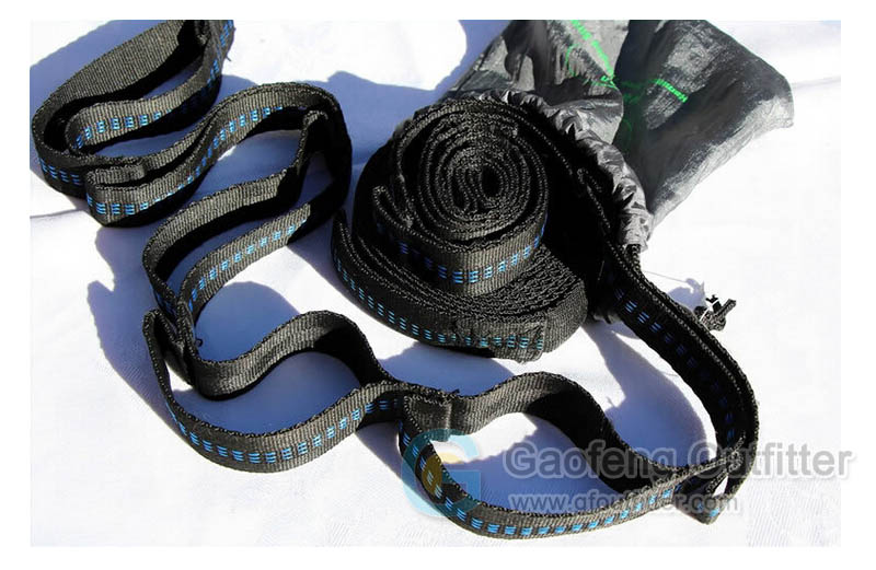Adjustable Polyesters Straps For Hammocks