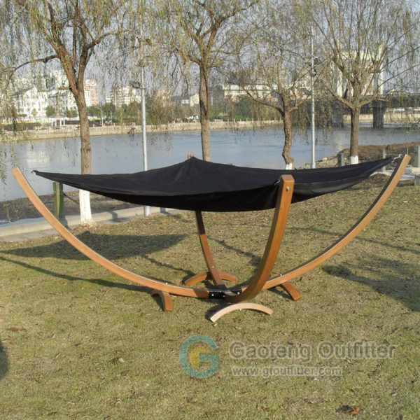 Double Hammock With Stand