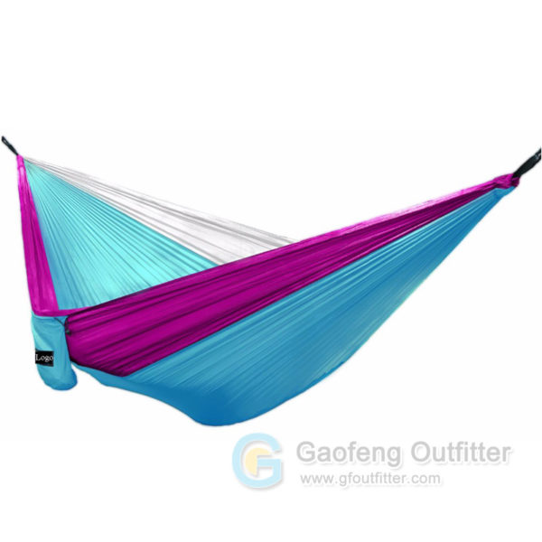 Fashion Fabric Hammock For Outdoor Camping