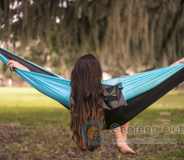 Fashion Fabric Hammock For Outdoor Camping Hot Sale