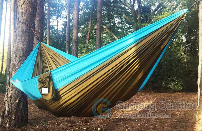 Fashion Fabric Hammock For Outdoor Camping On Sale