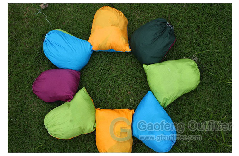 Fashion Nylon Fabric Outside Hammock