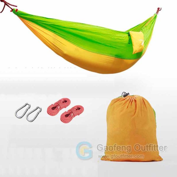 Hot Sale Fabric Hammock Camping