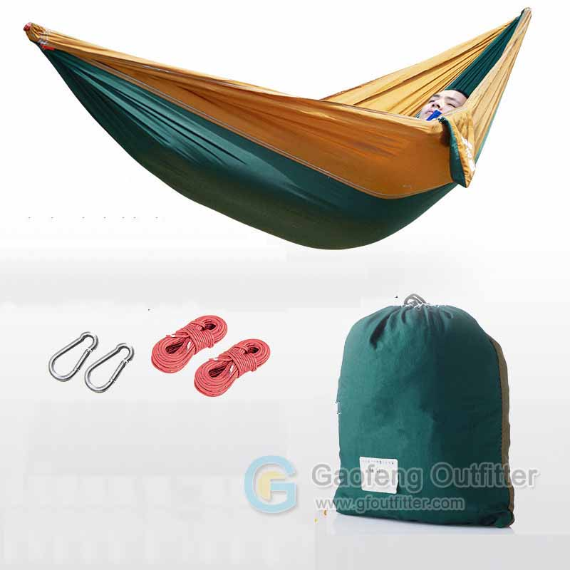 Hot Sale Fabric Hammock Outdoor Camping