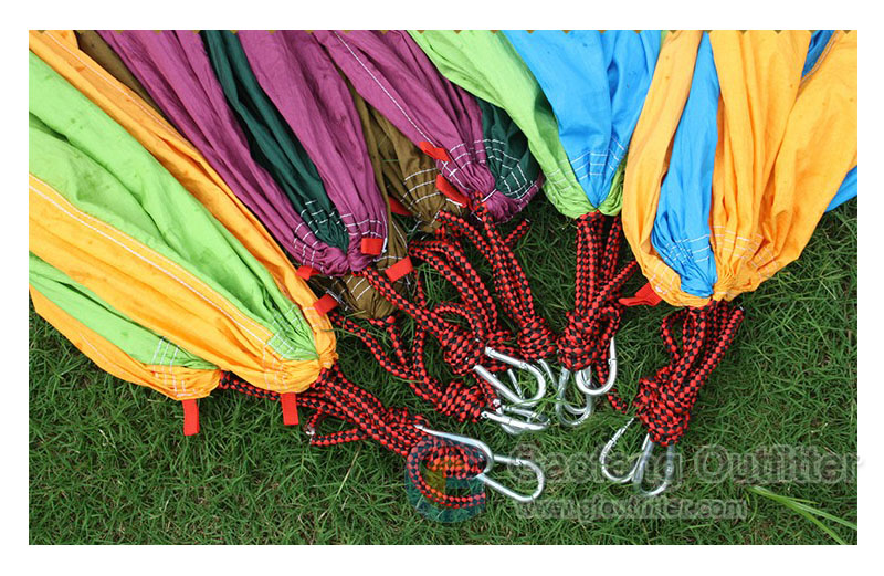 Hot Sale Nylon Fabric Outside Hammock