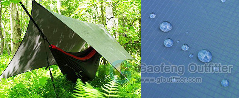Low MOQ Waterproof Canopy Shade