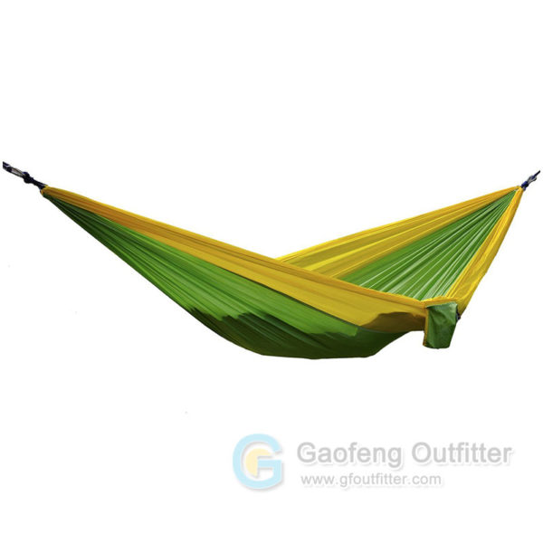 Nylon Fabric Outside Hammock