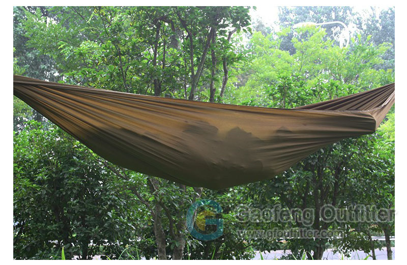 Nylon Fabric Outside Hammock Camping