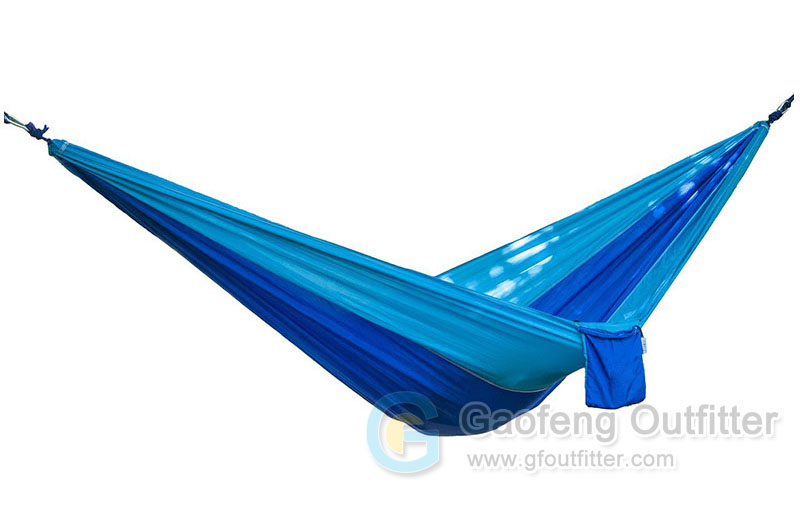 Nylon Fabric Outside Hammock For Travle
