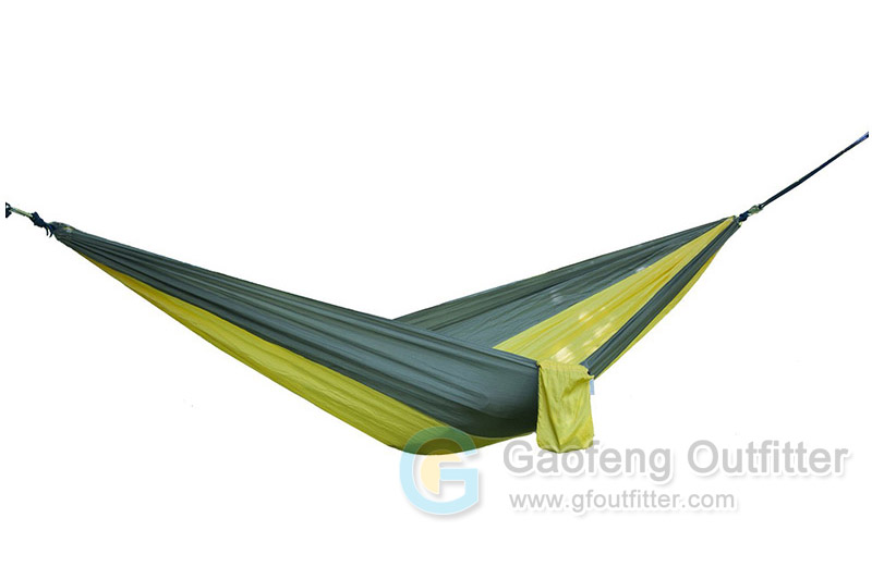 Nylon Fabric Outside Hammock On Sale