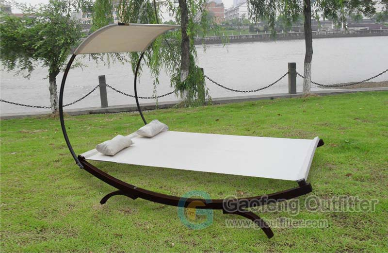 Outdoor Camping Hammock With Stand