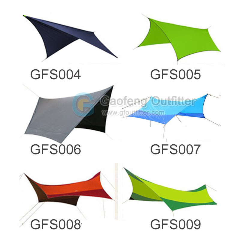 SGS Sun Shade Canopy Supplier