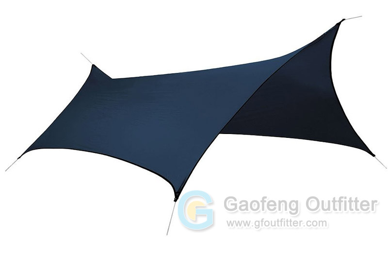 Waterproof Canopy Shade Factory Low MOQ