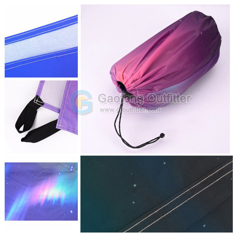 Waterproof Portable Shade Covers For Camping