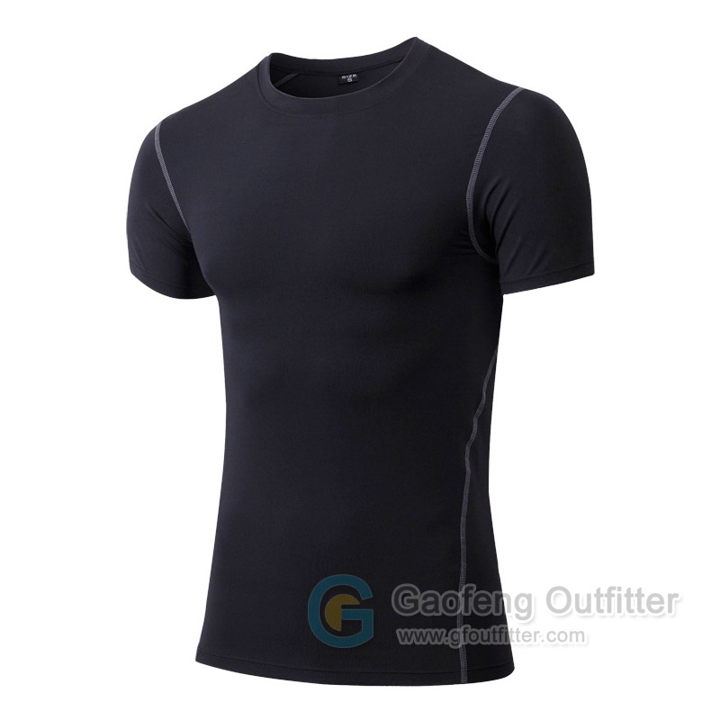 Dry Fit Breathable Running T Shirt Gaofeng Outfitter